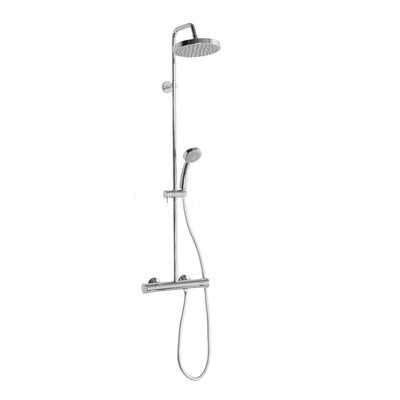 Crosswater Thermostatic Mixer Shower