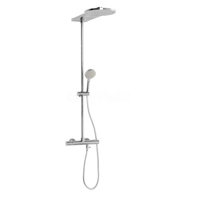 Crosswater Elite Cool Touch Thermostatic Mixer Shower