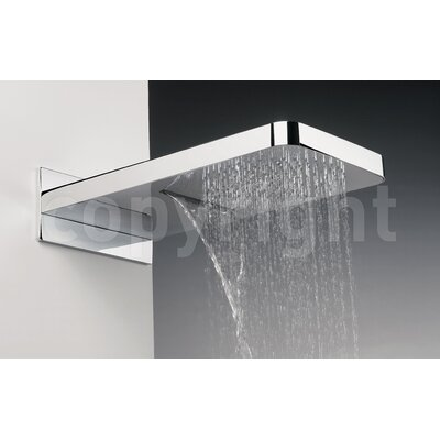 Crosswater Fixed Shower Head