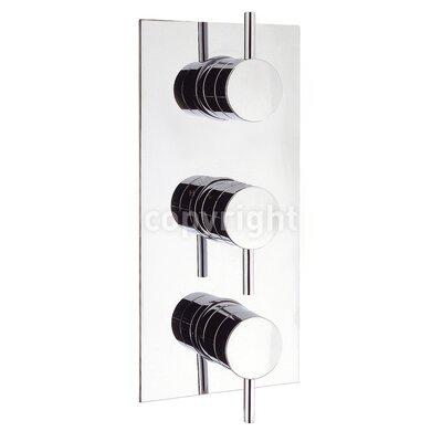 Crosswater Kai Lever Triple Concealed Shower Valve