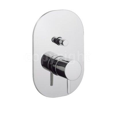 Crosswater Elan Single Concealed Shower Valve with Diverter