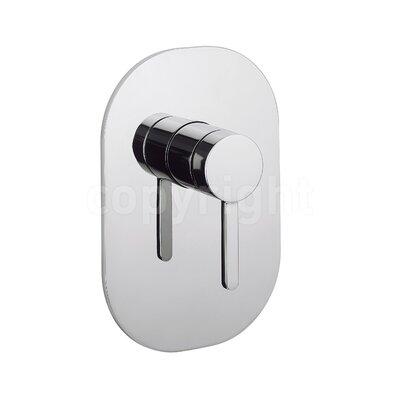 Crosswater Ethos Single Concealed Shower Valve