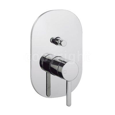 Crosswater Ethos Single Concealed Shower Valve with Diverter