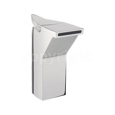Crosswater Magnum Monobloc Basin Mixer with Waste in Medium