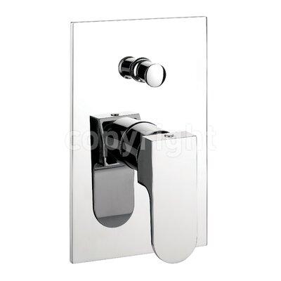 Crosswater Modest Single Concealed Shower Valve with Diverter