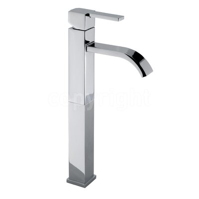 Crosswater Zeya Monobloc Basin Mixer in Tall