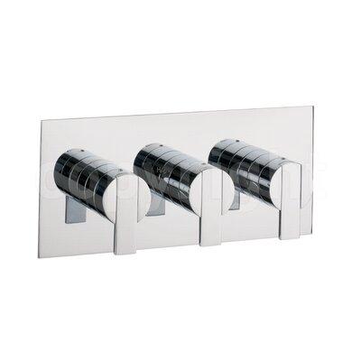 Crosswater Zeya Triple Concealed Shower Valve