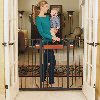 Extra Tall Home Accents Walk-Thru Gate Safety Gate