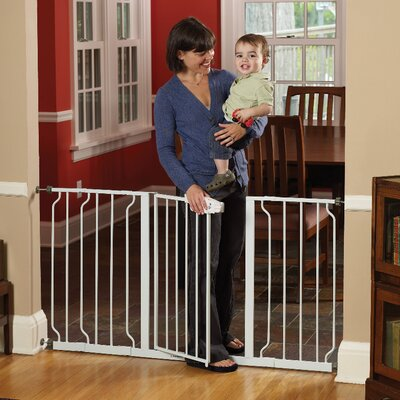Extra Wide Span Gate