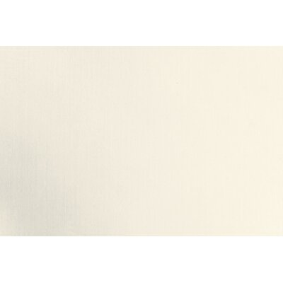 Soprano 420 Thread Count Cotton Fitted Sheet Size: Queen, Color: Ivory