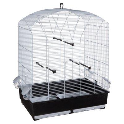 Voltrega Cynthia Bird Cage in Grey