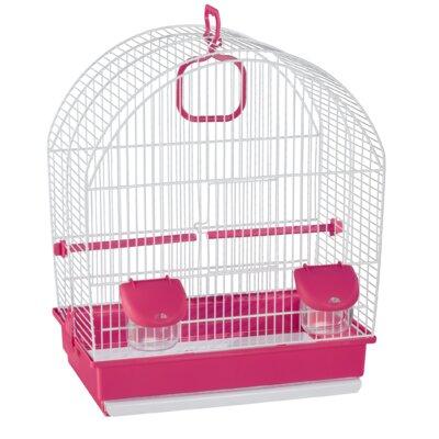 Voltrega Rosie Bird Cage in White
