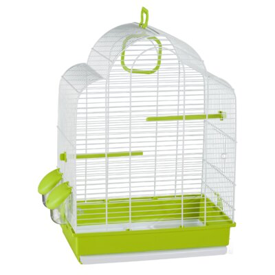 Voltrega Alicia Bird Cage in White