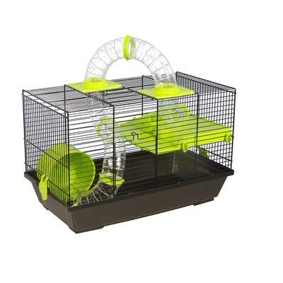 Voltrega Hamster Cage in Black