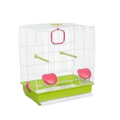 Voltrega Bird Cage in White II