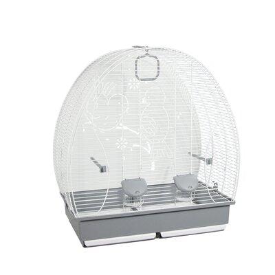 Voltrega Bird Cage in White V