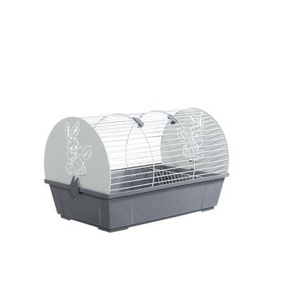 Voltrega Rabbit Cage in White