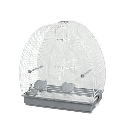 Voltrega Bird Cage in White IV