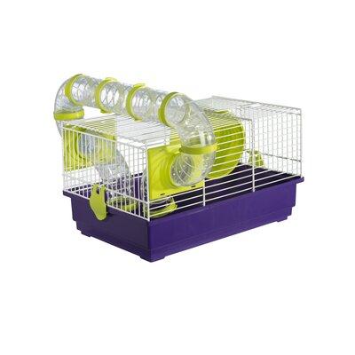 Voltrega Hamster Cage in White