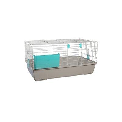 Voltrega Rabbit Cage in Grey