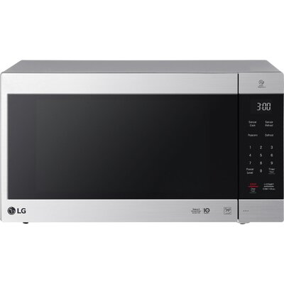 NeoChef 2.0 cu. ft. Countertop Microwave Color: Stainless Steel
