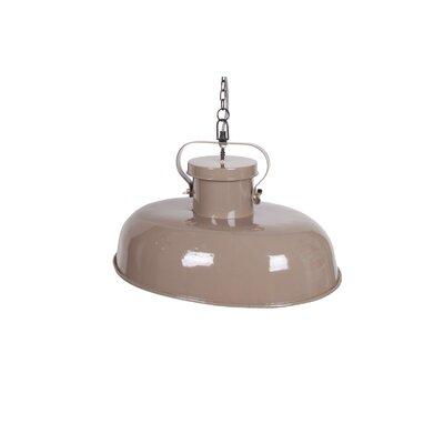 Woood 37 cm Lampenschirm aus Metall