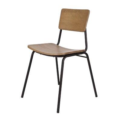 Woood Esszimmerstuhl-Set Be Pure aus Massivholz