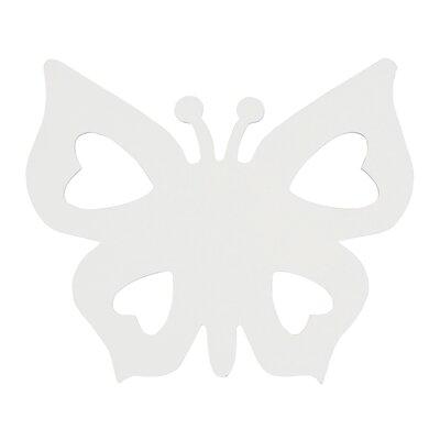 Woood Wanddeko Butterfly
