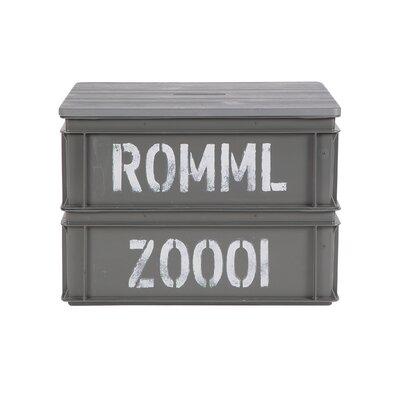 Woood Behälter Romml / Zoooi