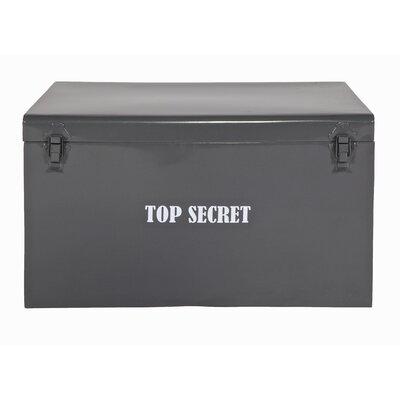 Woood Aufbewahrungsbox Top Secret