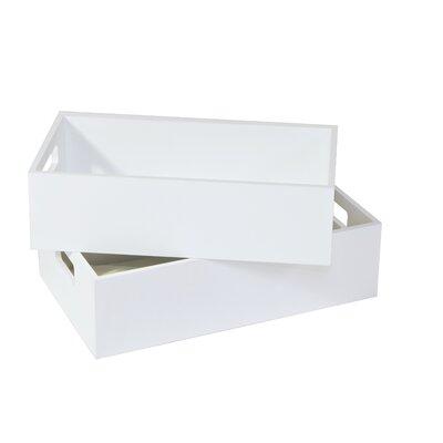 Woood 2-tlg. Aufbewahrungsbox-Set Tommy