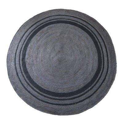 Woood Teppich Be Pure in Grau