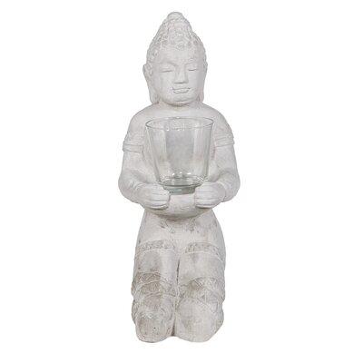 Woood Skuptur Buddha Be Pure