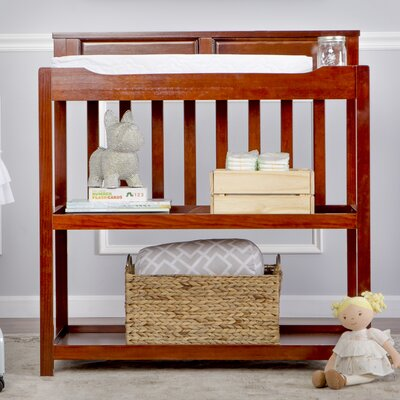 Zoey Convertible Changing Table Color: Espresso