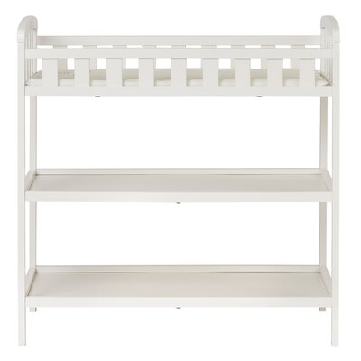 Emily Changing Table Color: White