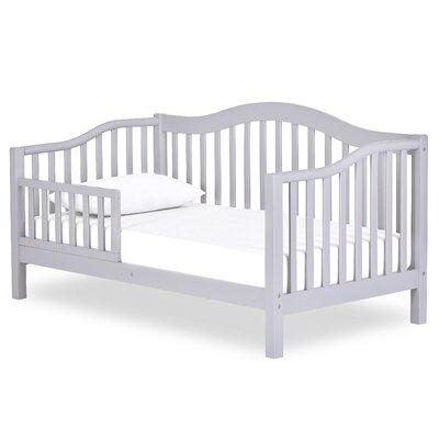 Austin Toddler Bed Bed Frame Color: Gray