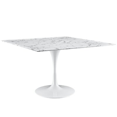 "Julien 48"" Artificial Marble Dining Table"