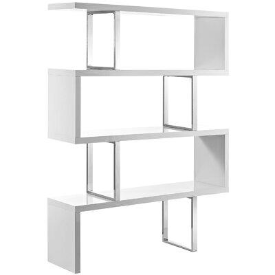 Meander Cube Unit Bookcase Color: White