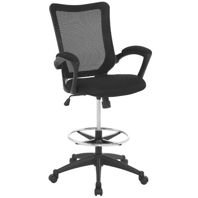 Project Mid-Back Mesh Drafting Chair