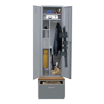 Hallowell TaskForceXP 1 Tier 1 Wide Emergency Response Locker