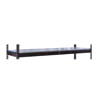 "Rivetwell Double Rivet Boltless Knock-Down Shelving Unit Size: 48"" W x 48"" D"