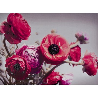 Graham & Brown Bold Bouquet Photographic Print on Canvas