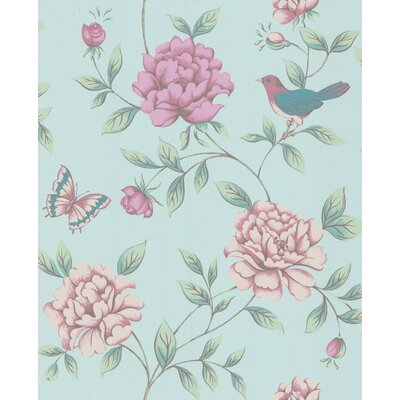 Graham & Brown Isabelle 10m L x 52cm W Roll Wallpaper