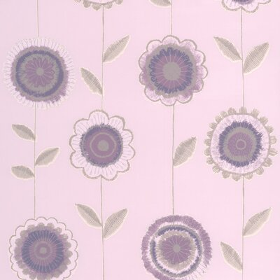 Graham & Brown Radiance 10m L x 52cm W Roll Wallpaper