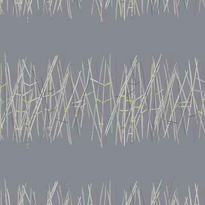 Graham & Brown Linear 10m L x 52cm W Roll Wallpaper