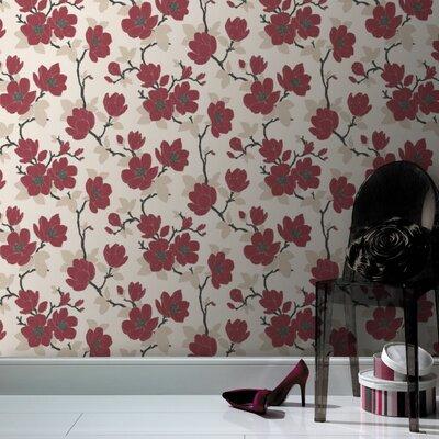 Graham & Brown Elinor 10m L x 52cm W Roll Wallpaper