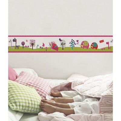 Graham & Brown Animals 5m L x 15.6cm W Border Wallpaper