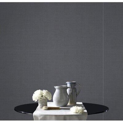 Graham & Brown Shimmer Linen Texture 10m L x 52cm W Roll Wallpaper