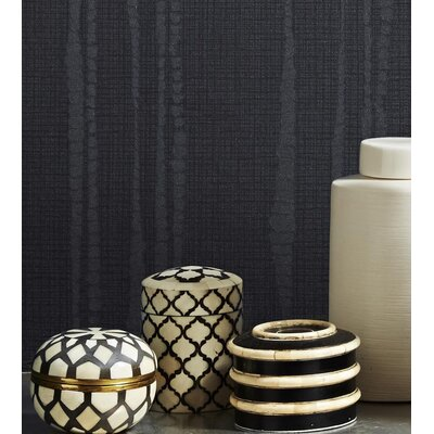 Graham & Brown Laddered Stripe 10m L x 52cm W Roll Wallpaper