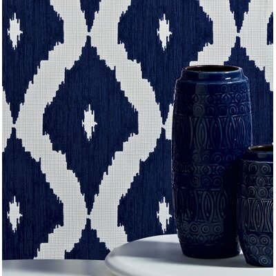 Graham & Brown Ikat 10m L x 52cm W Roll Wallpaper